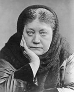 HP Blavatsky i London, 1889